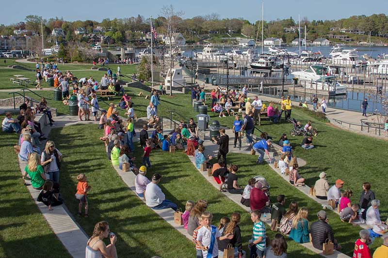 about us community of charlevoix